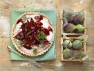 Feigenkuchen mit Quark-Mascarpone-Creme Rezept