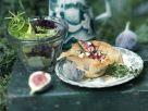 Feigenküchlein mit Ziegenkäse und Zitronenthymian Rezept