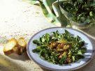 Feldsalat mit Pute Rezept