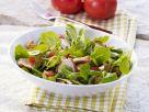Feldsalat mit Putenbrust Rezept
