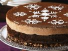 Festliche Schokoladentorte mit Puffreis Rezept