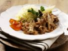 Filet nach Stroganoff-Art Rezept