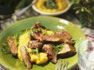 Filet vom Rind mit Polenta Rezept