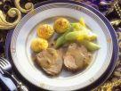 Filetbraten mit Beilagen Rezept