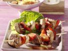 Filetspieße vom Grill mit asiatischer Ananassauce Rezept