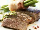 Filetsteaks mit Bohnen Rezept