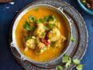 Fisch-Curry mit Mango Rezept