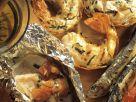 Fisch und Garnelen vom Grill Rezept