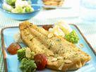 Fischfilet nach Müllerin-Art Rezept