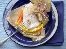 Fischfilet in Pergament Rezept