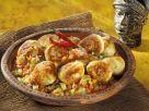 Fischklößchen mit Gemüse Rezept