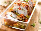 Fischrolle mit Bacon und Gemüse Rezept