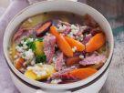 Fleisch-Gemüseeintopf mit Graupen Rezept