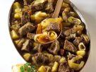Fleisch-Zwiebel-Eintopf auf Dresdner-Art Rezept