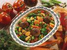 Fleischbällchen mit Gemüse Rezept