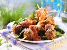 Fleischbällchen mit Tomatensauce Rezept