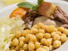 Fleischeintopf mit Kichererbsen Rezept