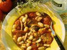 Fleischeintopf mit weißen Bohnen Rezept