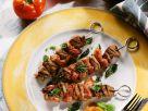 Fleischspieße mit Mangosauce Rezept