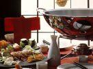 Fondue auf japanische Art Rezept