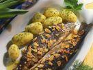 Forellen nach Müllerin-Art mit Kartoffeln Rezept
