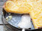 Französischer Zitronenkuchen Rezept