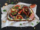 Frischkäse-Toast mit Feigen Rezept