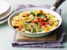 Frittata mit Gemüse und Oliven Rezept