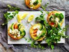 Frittata mit Süßkartoffel und Brokkoli Rezept