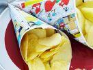 Frittierte Kartoffelchips Rezept