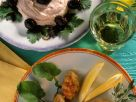 Frittierte Muscheln mit Taramas Rezept