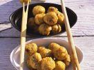 Frittierte Stockfischbällchen Rezept