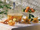 Fruchtbowle mit Aprikosen Rezept
