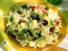 Fruchtiger Chinakohlsalat mit gebratener Entenbrust Rezept