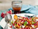 Fruchtiger Kürbissalat Rezept