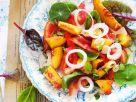 Fruchtiger Tomatensalat Rezept