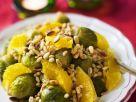 Fruchtiger Weizensalat mit Kohl Rezept
