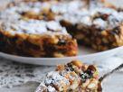 Früchte-Nuss-Kuchen Rezept