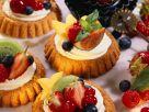 Früchte-Törtchen Rezept