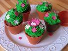 Frühlings-Cupcakes Rezept