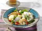 Garnelen-Fisch-Curry Rezept