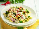 Gebackene Cavatelli mit Brokkoliröschen und Thunfisch Rezept