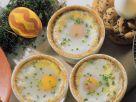 Gebackene Eier Rezept