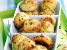 Gebackene Kartoffellbällchen Rezept