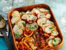Gebackene Sardinen mit Kartoffelhaube Rezept