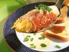Gebackener Chicorre mit Sauce Hollandaise Rezept