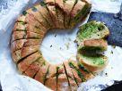 Gebackenes Kräuter-Brot Rezept