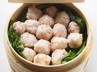 Gedämpfte Shrimpsbällchen auf Thai-Art Rezept