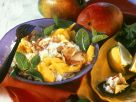 Geflügel-Reissalat mit Mango Rezept