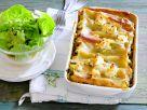 Gefüllte Cannelloni mit Feta und Pilzen Rezept